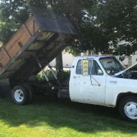 Dump Truck For Sale - 1973 Chevy