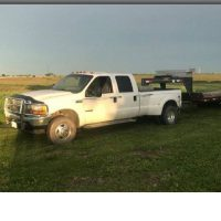 Ford F-350 Ford Dually Crew Cab For SALE